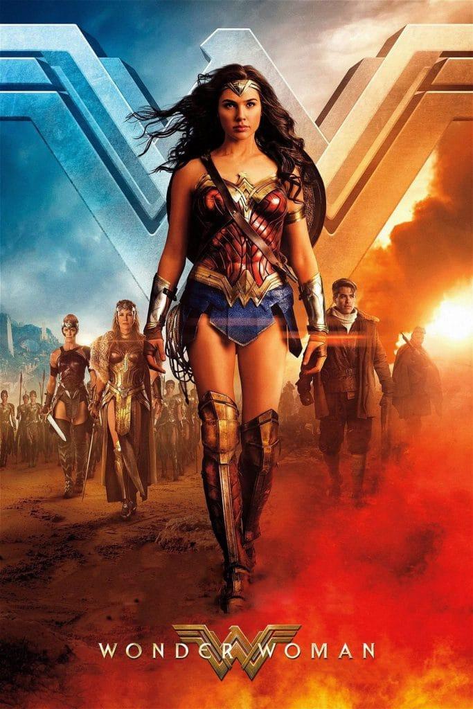 Wonder woman poster 1