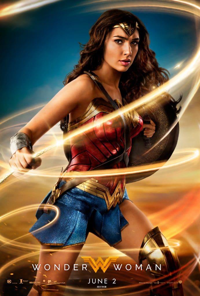 Wonder woman poster 5