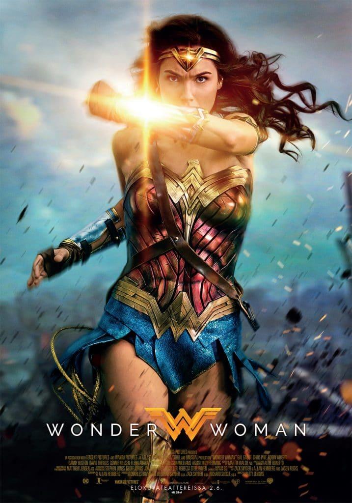 Wonder woman poster 6