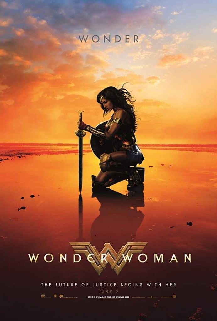 Wonder woman poster 7