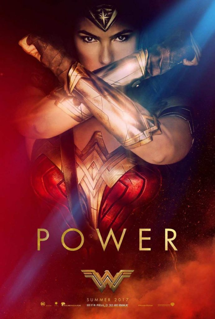 Wonder woman poster 9