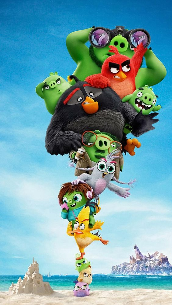 angry birds 2 image of birds