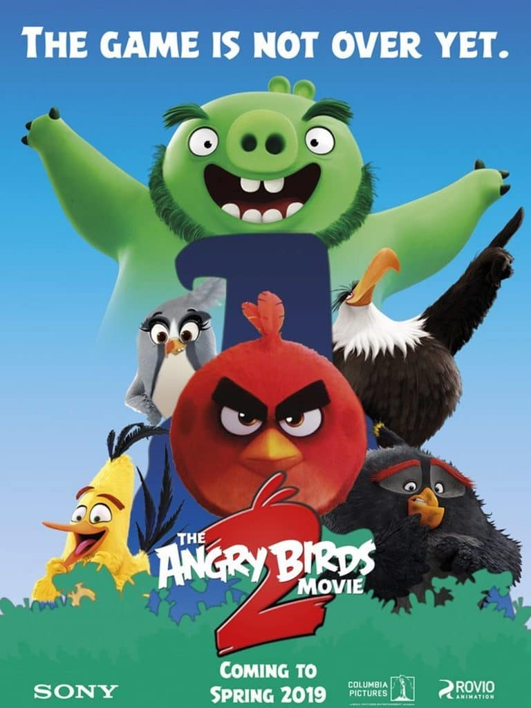 angry birds 2 image of all birds