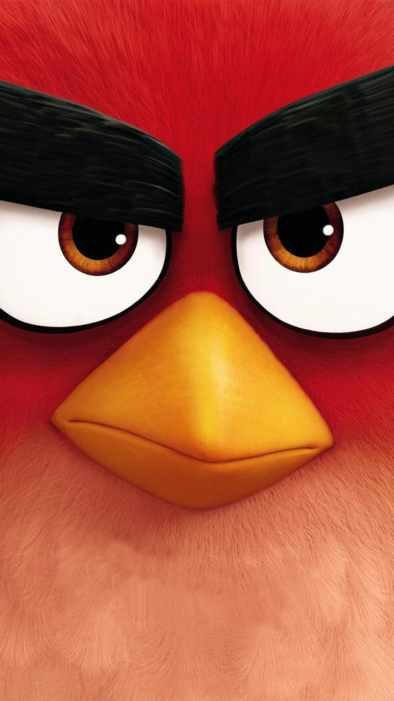 angry birds 2 image of red