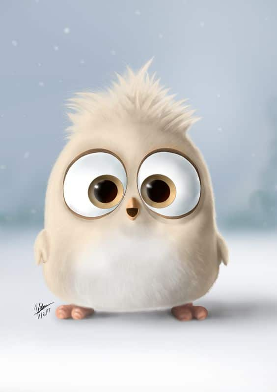 angry birds 2 image of small hatchling