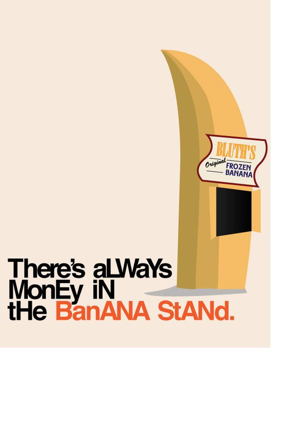 arrested development image of banana stand