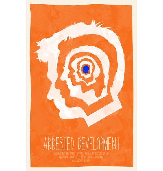 arrested development fanart poster