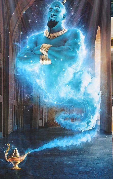 aladdin image of genie