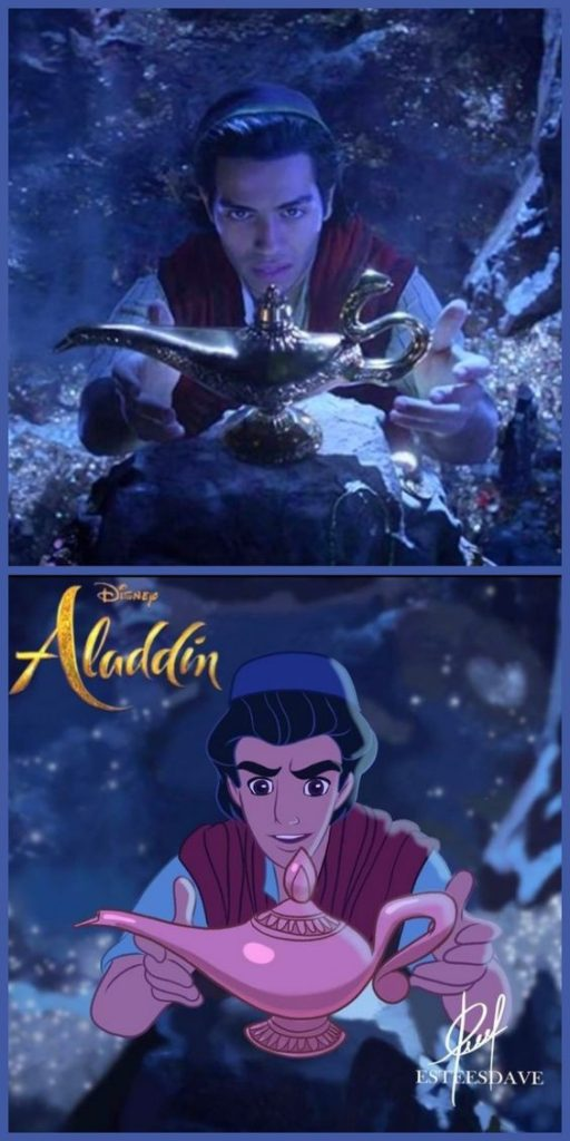 aladdin image of aladdin from 1992 and 2019