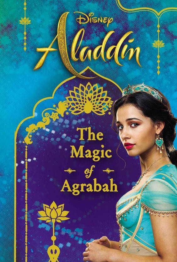 aladdin fanart poster of jasmine