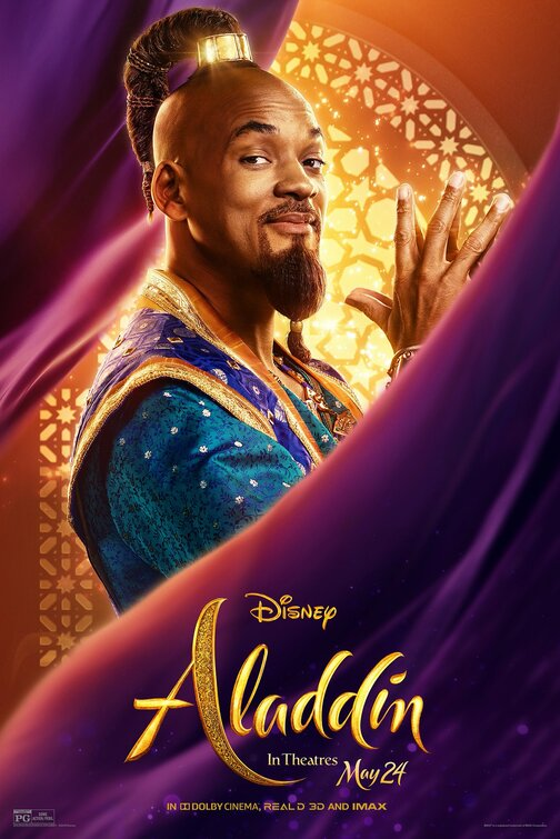 aladdin movie image of genie