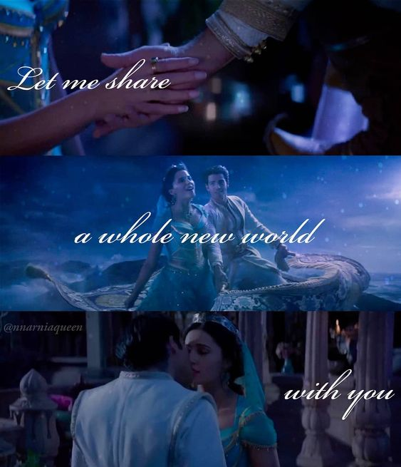 aladdin image of famous quote