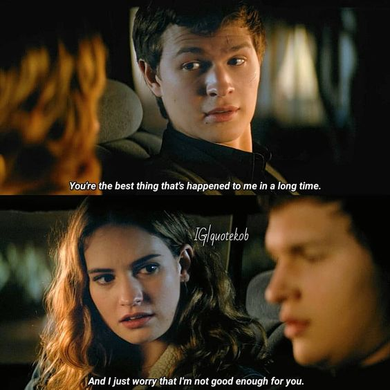 baby driver image of famous quote