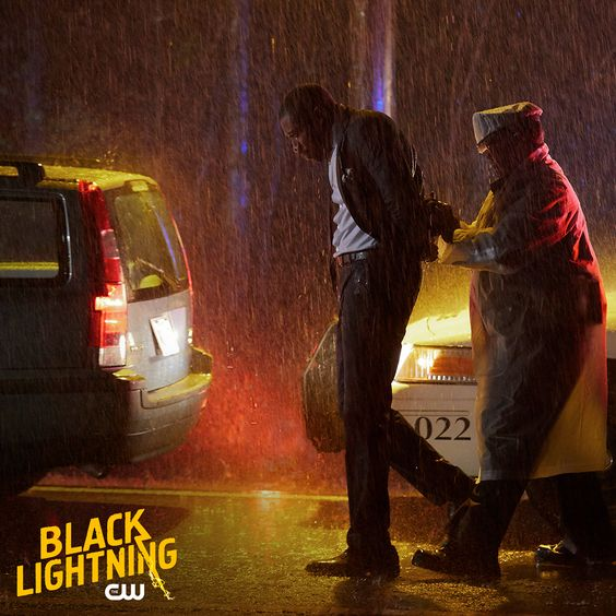 black lightning poster of jefferson