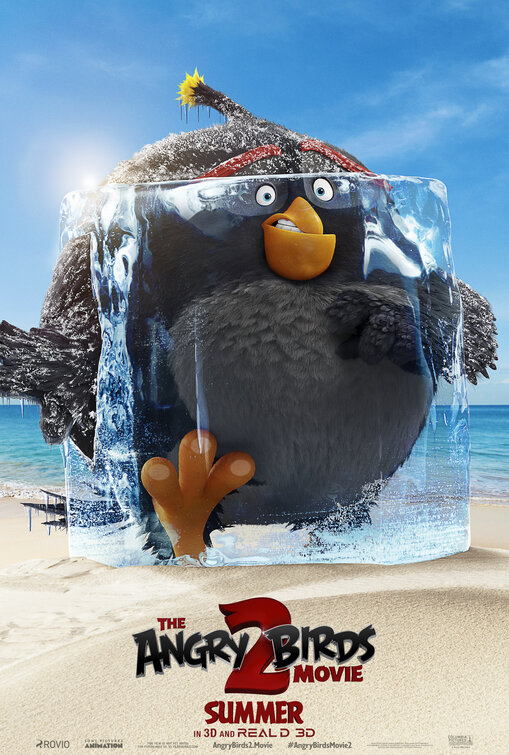 angry birds 2 image of bomb