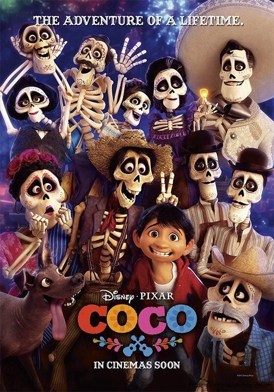 coco image of land of the dead