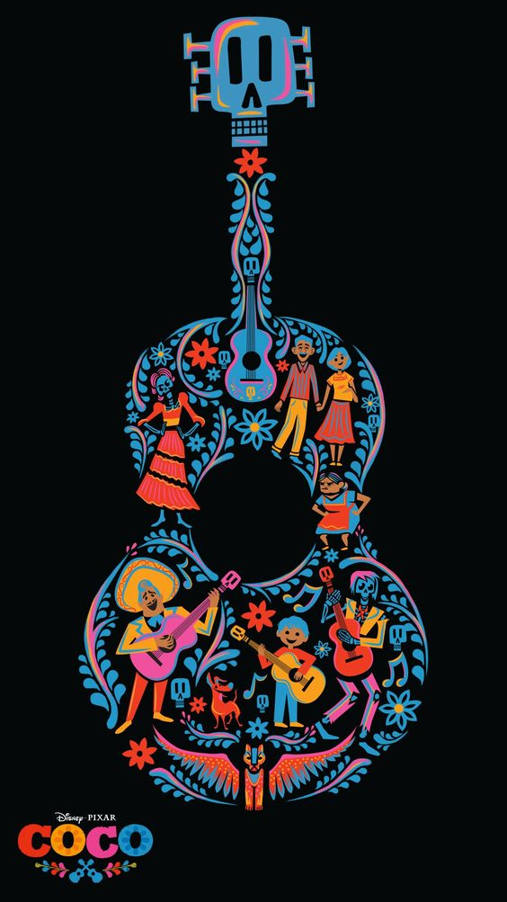coco image of guitar
