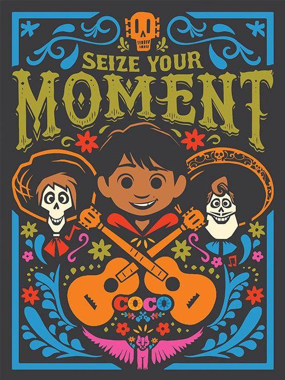 coco fanart poster