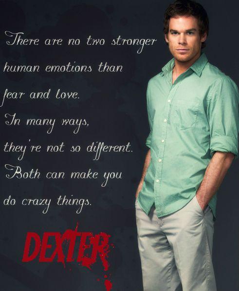 dexter quotation