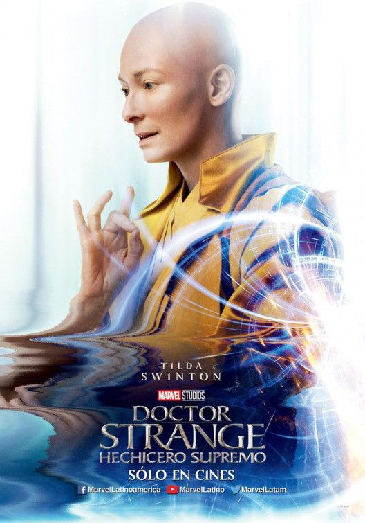 doctor starnge image of ancient one