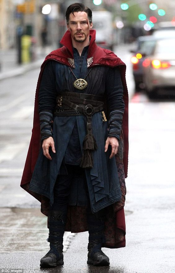 doctor strange image of cloak of leviathan