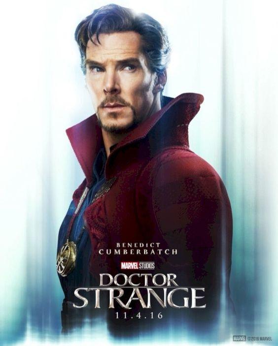 doctor strange image of stephen