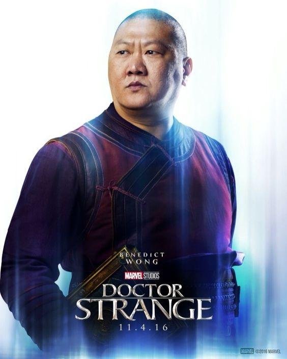 doctor strange image of wong