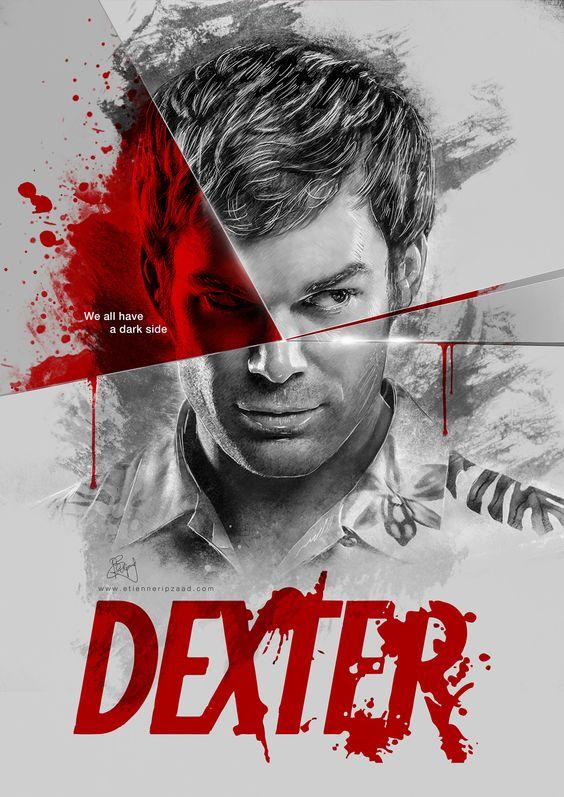 dexter is in hell