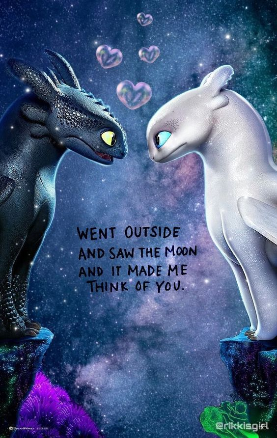 how to train your dragon 3 famous quote