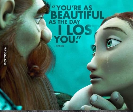 how to train your dragon image of famous quote by stoick