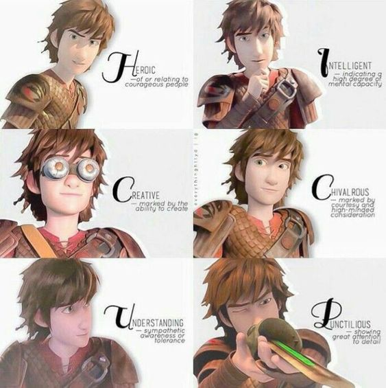 how to train your dragon image of hiccup