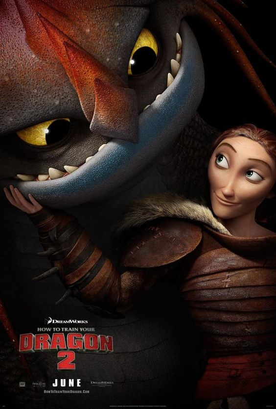 how to train your dragon image of valka