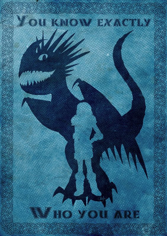 how to train your dragon fanart