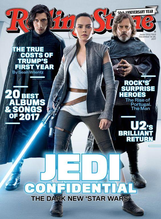 the Last Ledi magazine poster