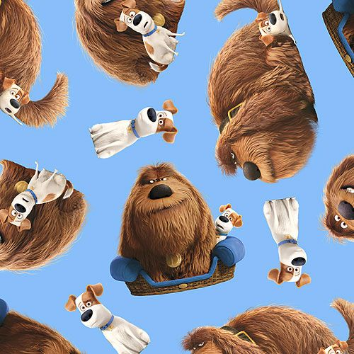 the secret life of pets image of duke and max