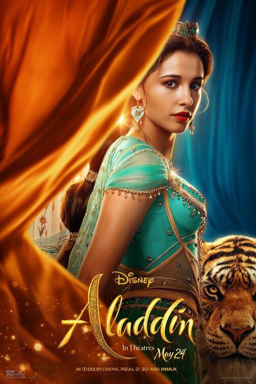 aladdin movie image of princess jasmine