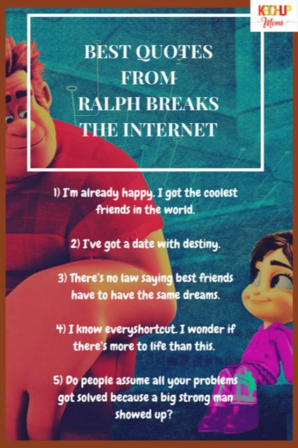 ralph breaks the internet best quotes image