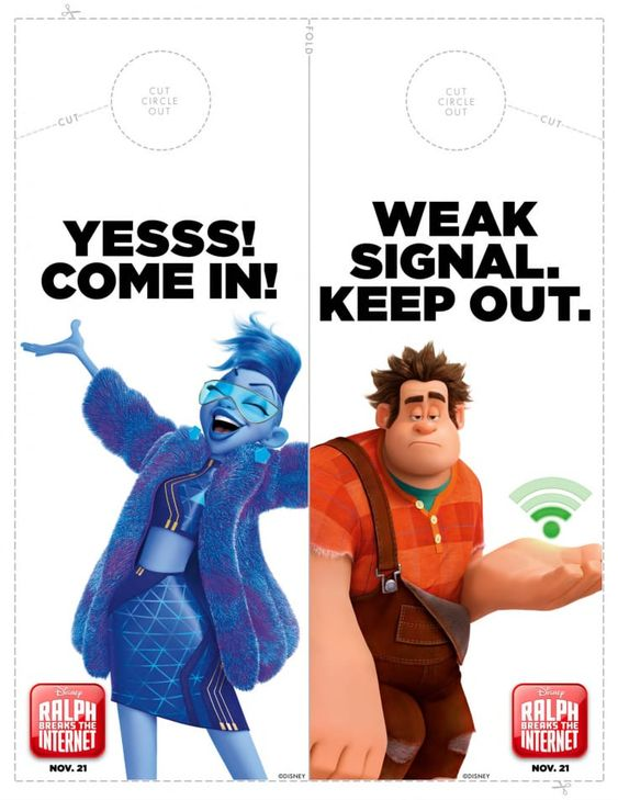 ralph breaks the internet image of yesss and ralph