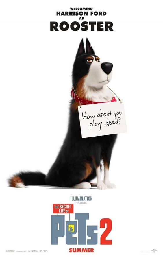 the sevret life of pets 2 image of rooster