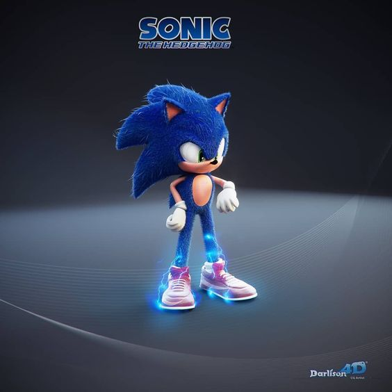 sonic the hedgehog image of sonic