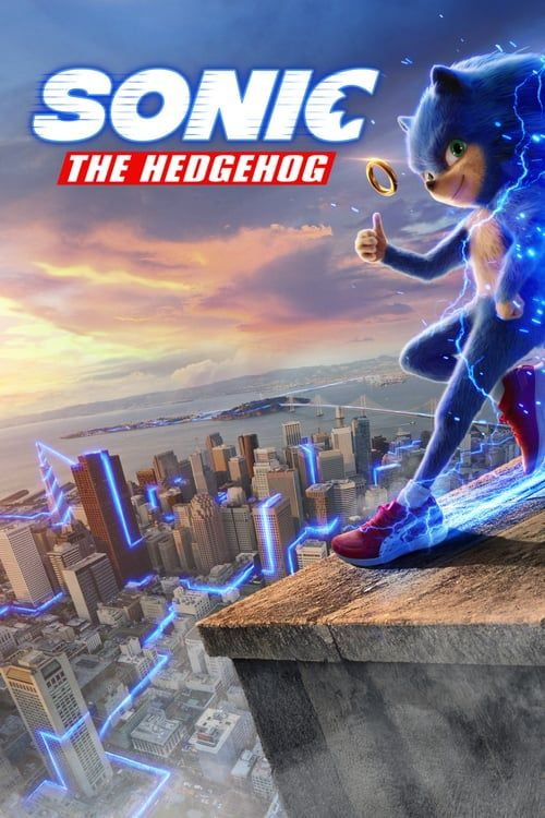 sonic the hedgehog movie image of sonic