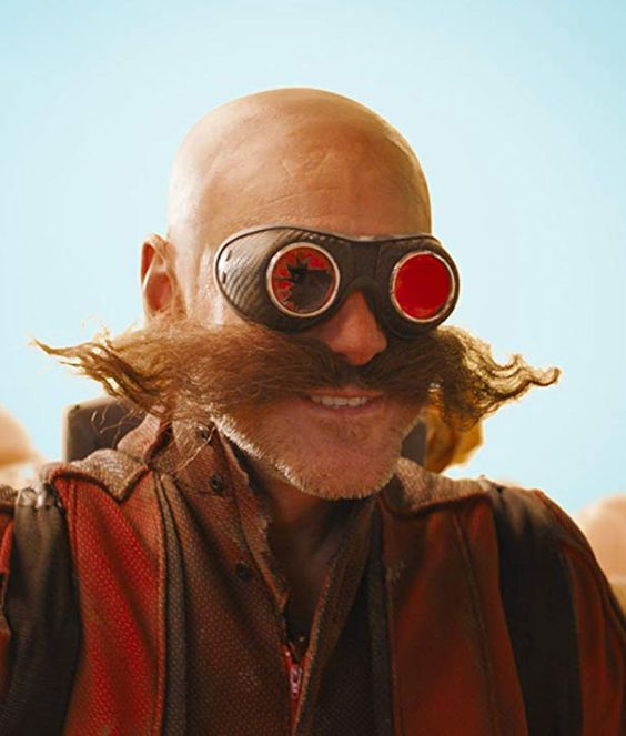 sonic the hedgehog image of jim carrey as dr. eggman