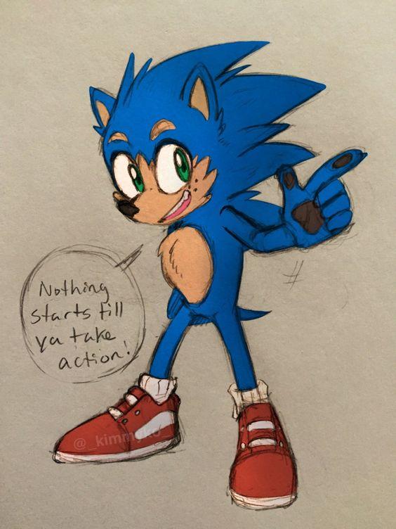 sonic the hedgehog famous dilaogue