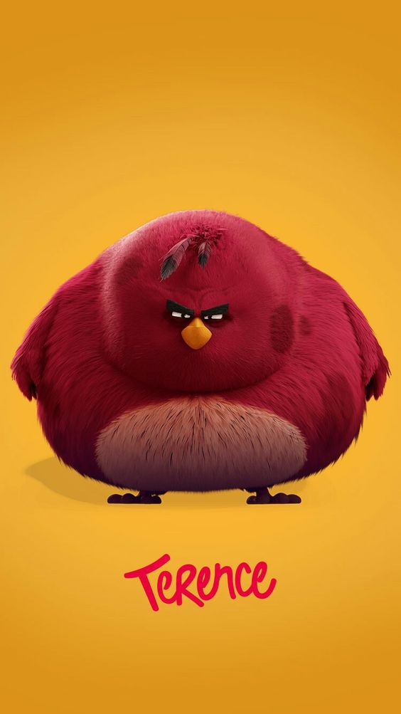 angry birds 2 image of terence