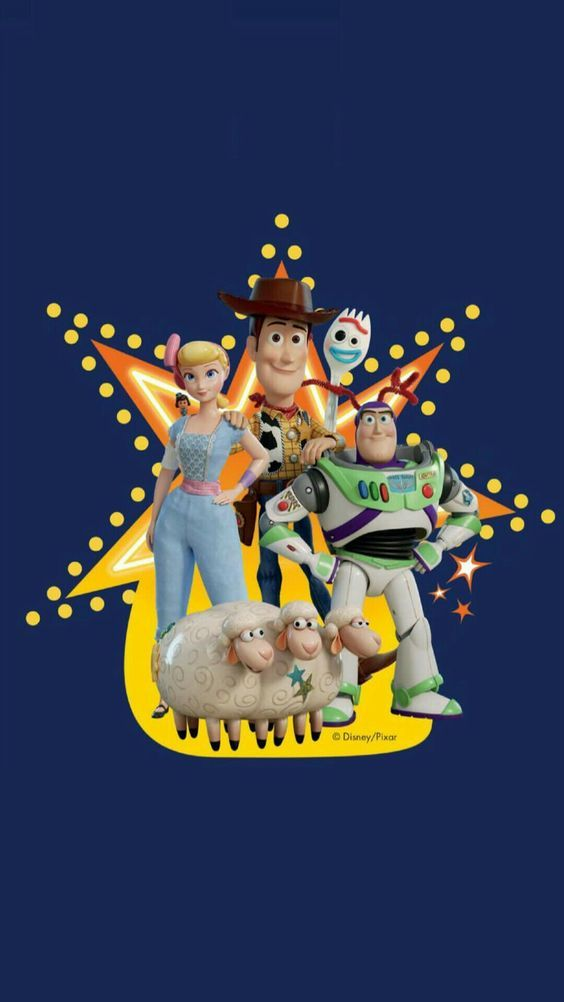 toy story 4 image of carnival toys