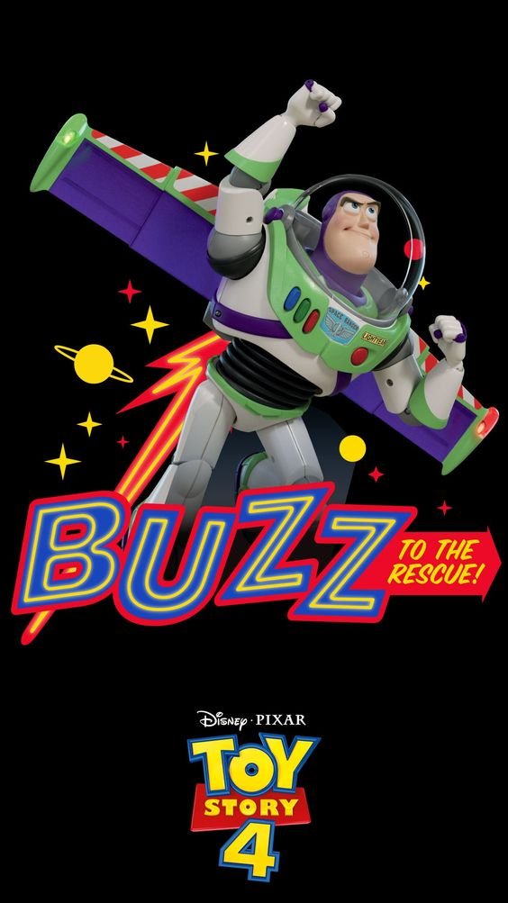 toy story 4 image of buzz