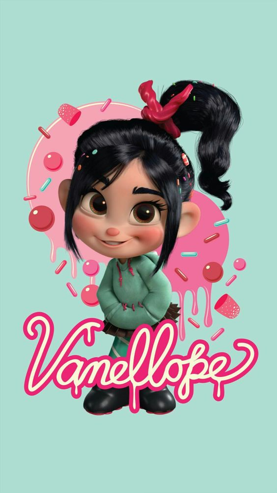 wreck it ralph image of vanellope