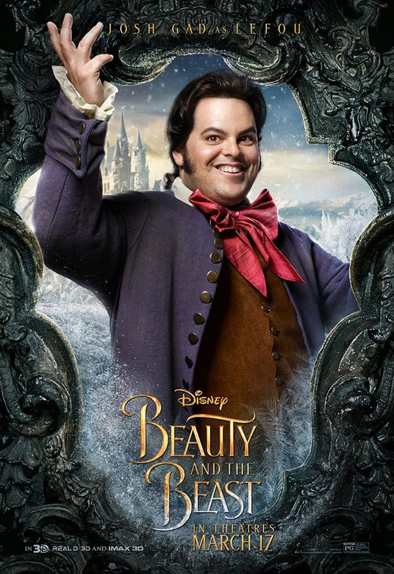 beauty and the beast image of lefou