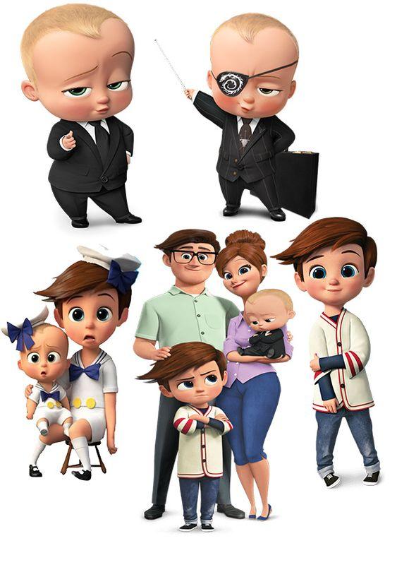 the boss baby image of full family