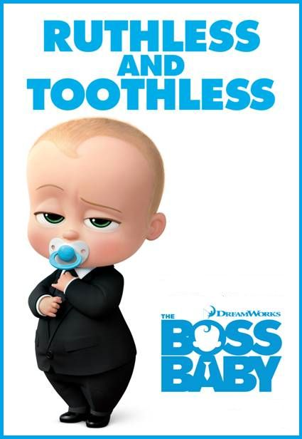 The Boss Baby Poster Collection 30 Printable Posters Free